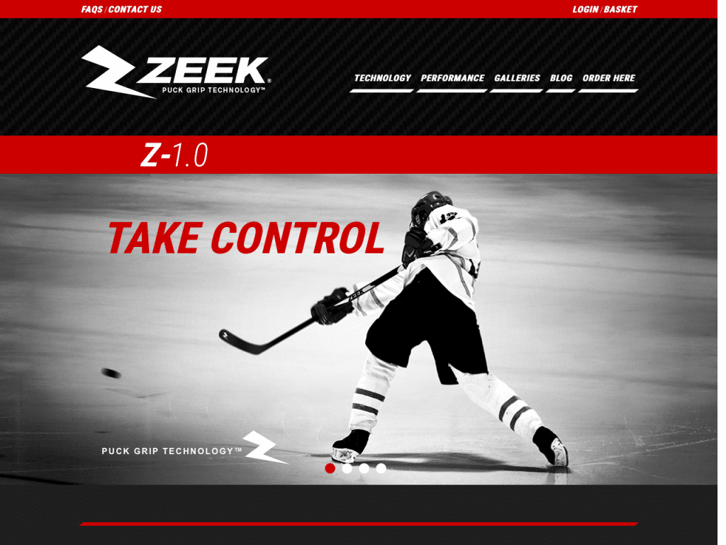 "<a href=""https://zeekhockey.com/"" target=""_blank"">Zeek Hockey</a> - Designed By <a href=""http://buddycreative.com""  target=""_blank"">Buddy Creative</a> & Developed By StuartMedia"