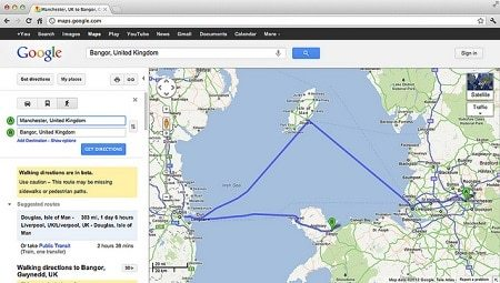 Examples Of Sites That Use Google Maps