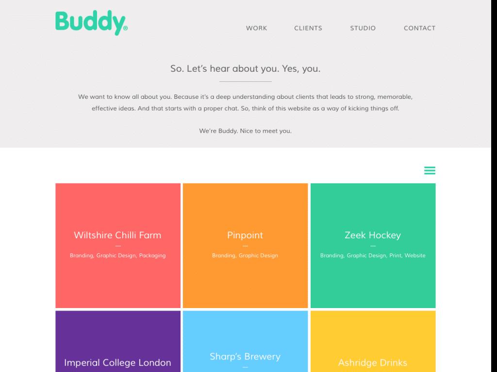 """<a href=""""http://www.buddycreative.com/"""" target=""""_blank"""">Buddy Creative</a> - Designed By <a href=""""http://buddycreative.com"""">Buddy Creative</a> & Developed By StuartMedia"""