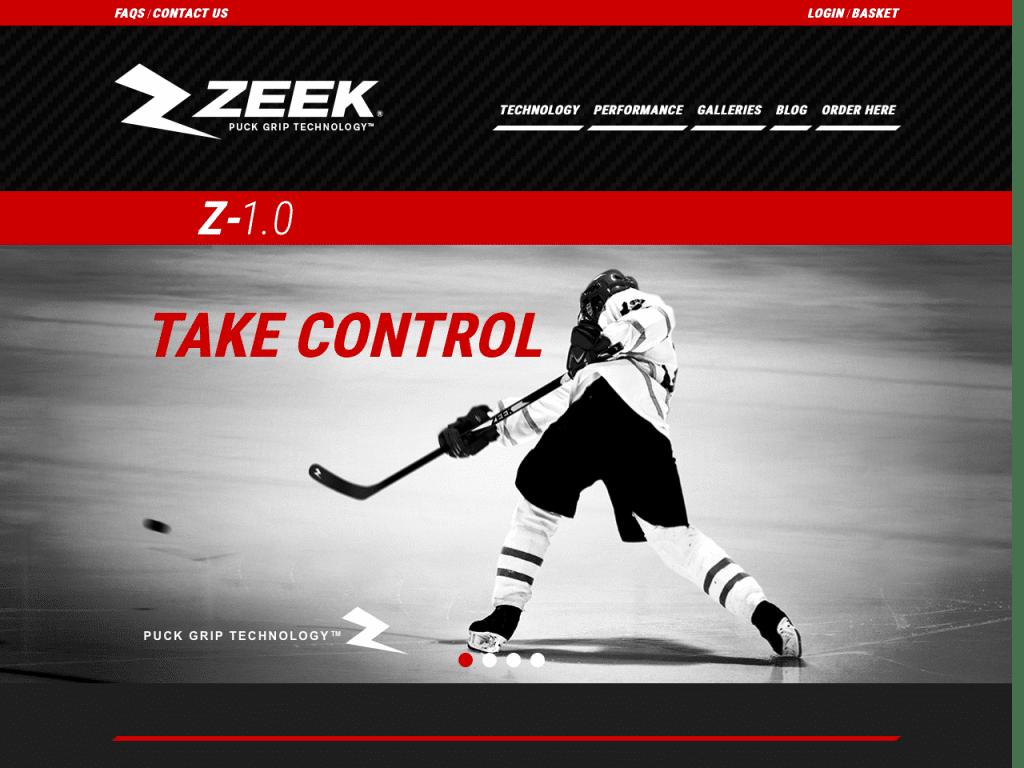"<a href=""https://zeekhockey.com/"" target=""_blank"">Zeek Hockey</a> - Designed By <a href=""http://buddycreative.com""  target=""_blank"">Buddy Creative</a> & Developed By StuartMedia"