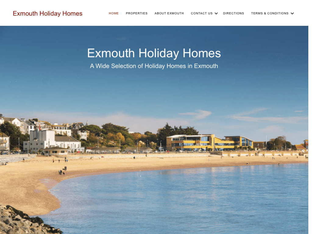 Exmouth Holiday Homes