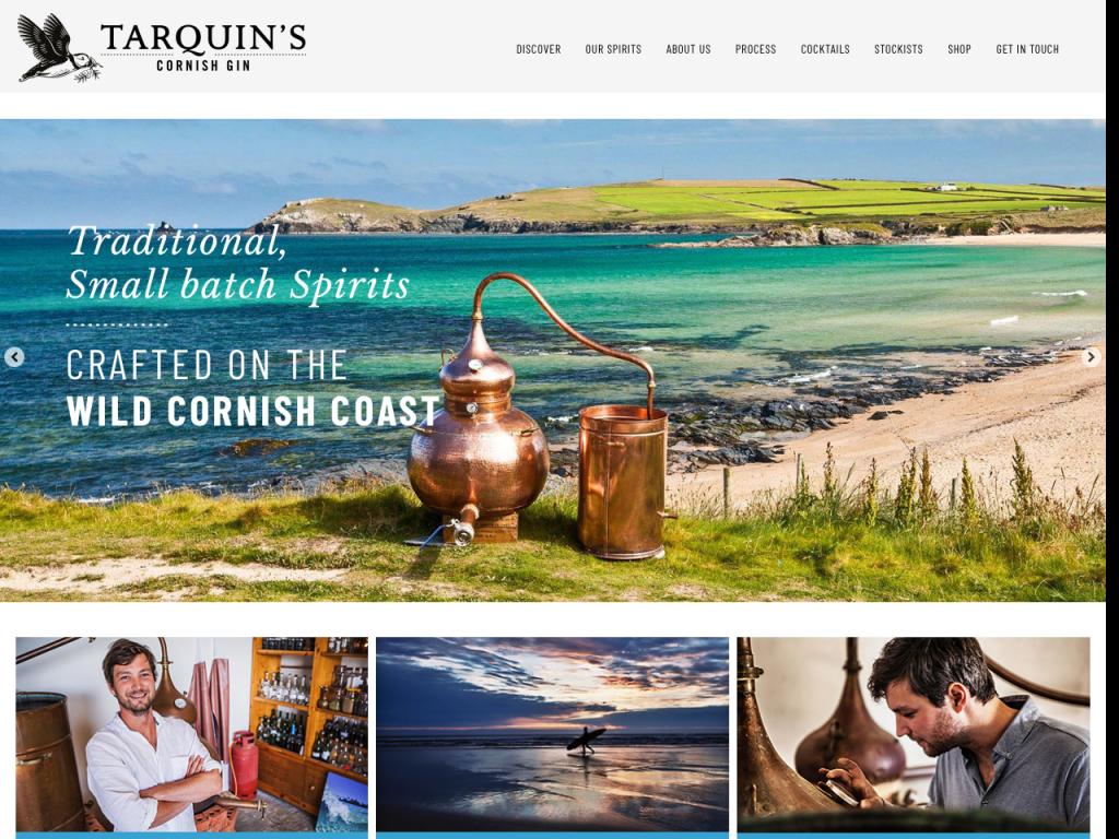Tarquins Cornish Gin